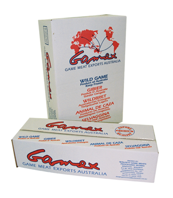 Gamex Meat Cartons